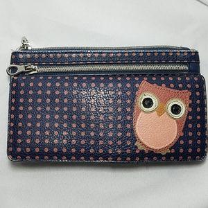Relic Owl Wallet